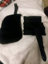 15 lb leg and or wrist weights Des Moines