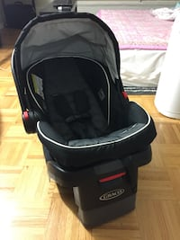 Graco car seat & car seat base