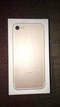Gold iphone 7 box Baltimore, 21230