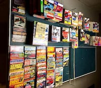 100's of car and motorcycle magazines, many years. 1970's - 2000's. Message for pricing  Milwaukee, 53225