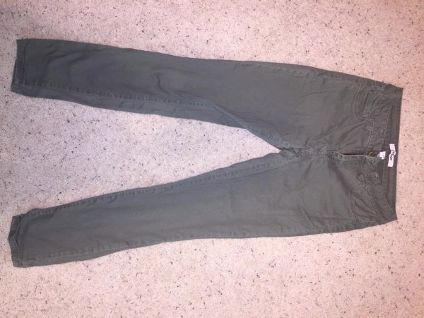 Refuge green pants from Charlotte Russe - Small