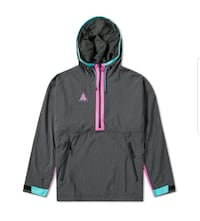 Nike ACG All Conditions Gear Woven Half Zip Pullover Jacket / Size M Toronto, M6K 2X9