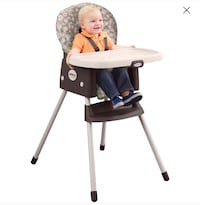 Graco Simple Switch 2-in-1 Convertible High Chair
