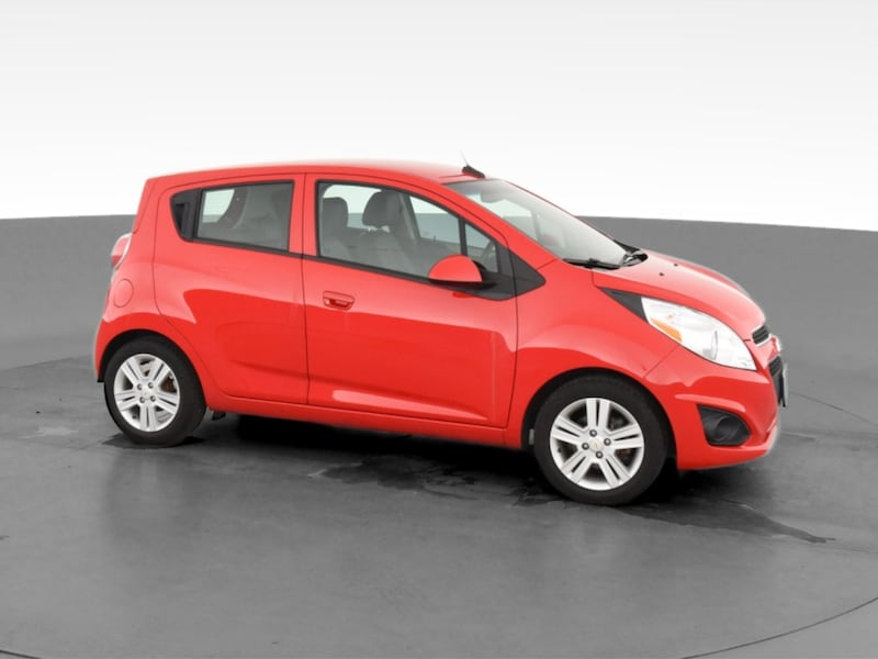 2014 Chevy Chevrolet Spark hatchback LS Hatchback 4D Red  74bba04e-3685-43c9-a5aa-52561a3cace5