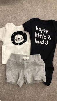 Baby boy clothes  Barrie, L4M 0S5