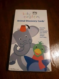 Baby Einstein: Animal Discovery Cards   Providence