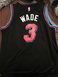 NBA JERSEY miami hear d wade Surrey, V3W 0H1