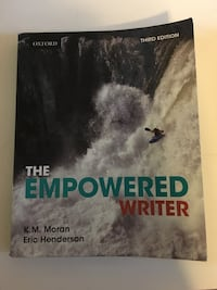 The Empowered Writer New Tecumseth, L9R 1J5