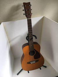 Brown classical guitar junior size case included  Houston, 77064