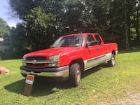 Chevrolet - Silverado - 2003 New Castle, 16101