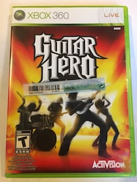 Guitar Hero World Tour - Xbox 360 (Game only) Vancouver, V6N 1N2