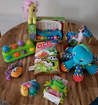 Growing Baby Plush Rattles Toys and More Hyattsville, 20785