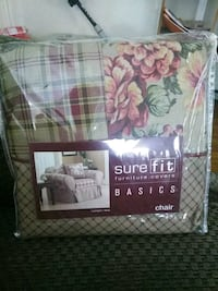 Surefit furniture cover for chair