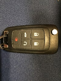 Black and gray car rermorte key 2 get both 150.00 or 1 for 75.00 Joliet, 60433