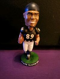 Steve Smith Sr bobblehead  Baltimore, 21206