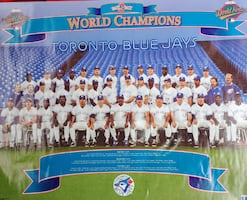 Blue Jay champ poster
