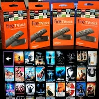 Fully Loaded Streaming device FREE LIVE TV PPV MOVIES TV SHOWS Mississauga, L5N 7R1