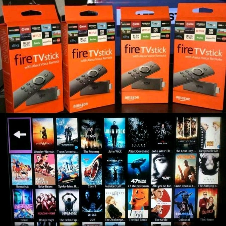 Fully Loaded Streaming devices FREE LIVE TV PPV MOVIES TV SHOWS