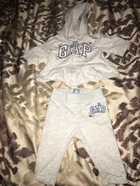 Baby Gap Pants & Jacket Set