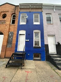HOUSE For sale 2BR 1BA Baltimore
