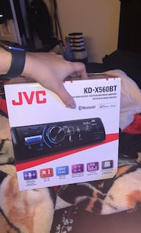 Jvc radio never opened Minnetonka, 55305