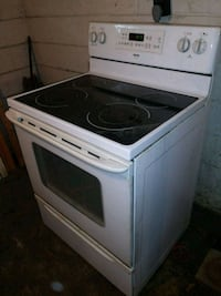 2014 electric stove installed Detroit, 48235