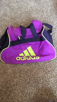 Purple adidas bag  Haymarket, 20169