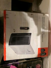 Brand new infrared heater