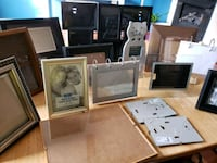 Assorted Picture frames 4x6 and 5x7 (and other)  Gresham, 97030