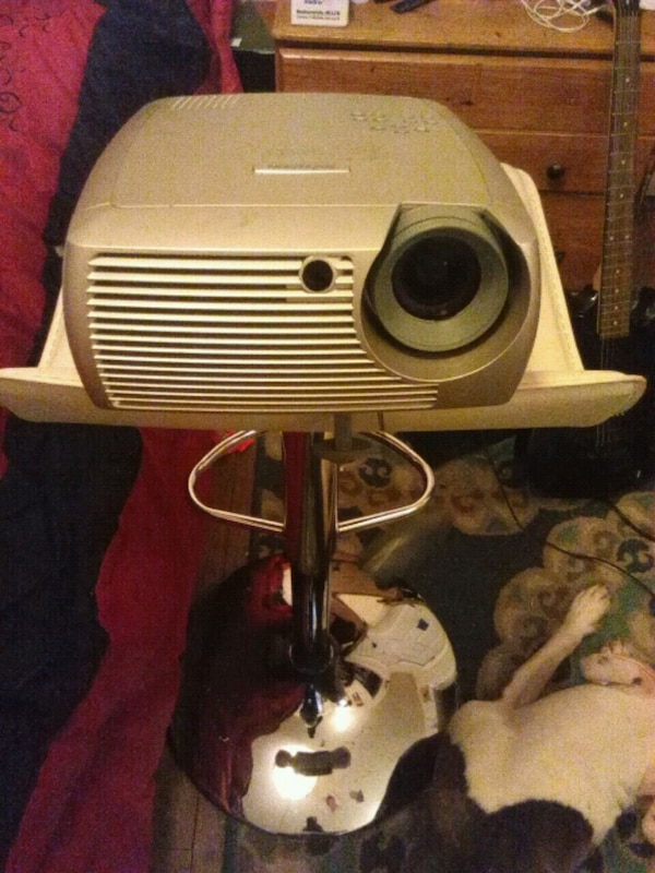 Projector for home movies theater