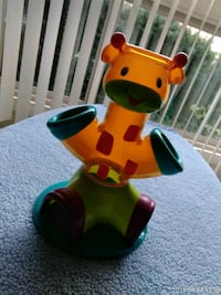 red and green plastic rocking horse Silver Spring, 20910