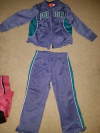 24 months puma outfit