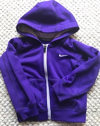 Size 2t purple hoody  Winnipeg, R2V 4L2