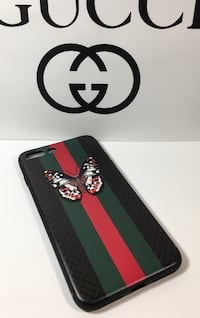 iPhone 7+/8+ Gucci Butterfly Case $20 Houston, 77093