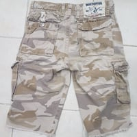 True Religion Cargo Denim Jean Shorts 538 km