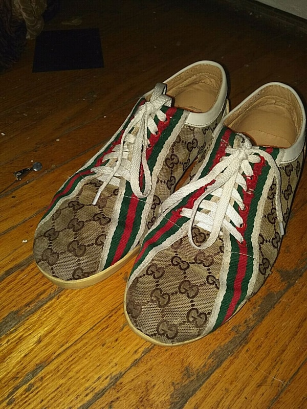 6818ae85a Used Gucci shoes for sale in Waterloo - letgo