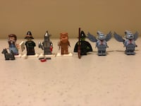 LEGO Wizard of Oz Characters