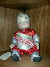 1930's CHINESE DOLL Dewey, 86327