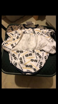 Notre Dame Infant Onesie - 24 Months Shelby charter Township