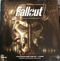 New never used Fallout Board game