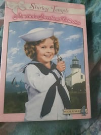 Shirley temple classic dvds  Winnipeg, R2W 1P7