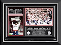 Alex Ovechkin Stanley Cup Champion Frame Richmond Hill, L4S 1J3