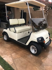 Yamaha Pacesetter 48v Golf Cart