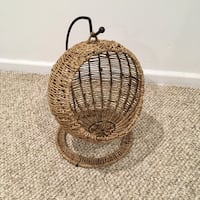 Fruit/ Decorating Wicker Basket