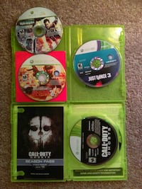 Xbox 360 and PlayStation 2 games