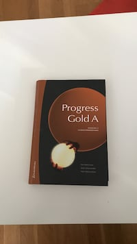 Progress Gold En bok Västerås, 722 18