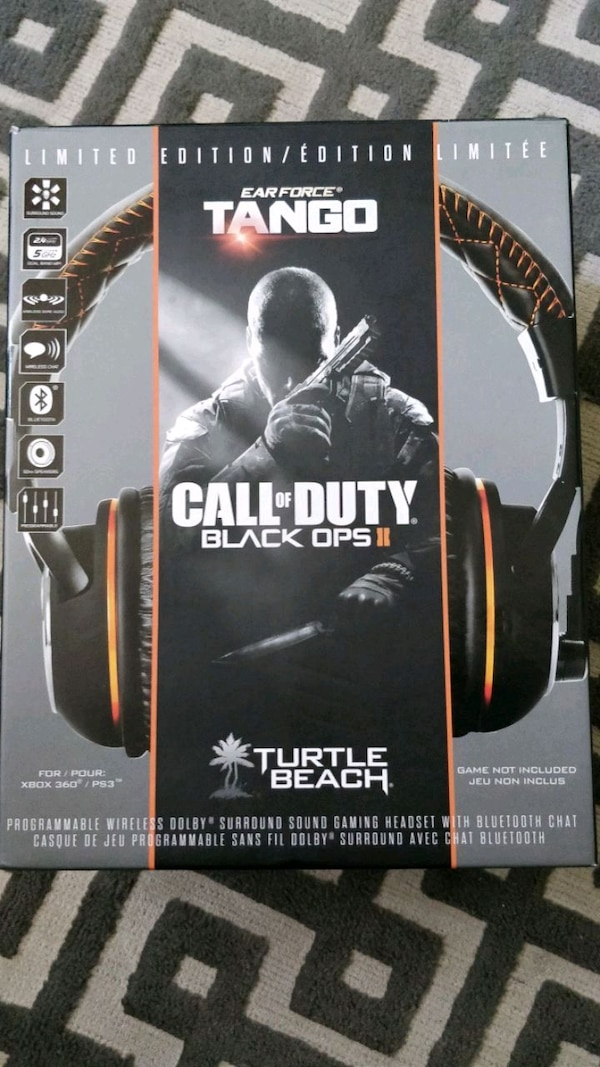 Turtle beach wireless gaming headset xbox one/ps4