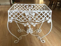 (IRVING, TX) Vintage Wrought Iron Table Base  Irving, 75063