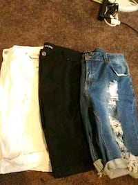 Pre-ripped Shorts Lancaster, 93535