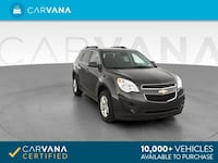 2015 Chevrolet Equinox LT Sport Utility 4D Fort Pierce